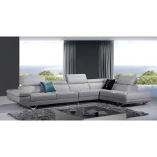 italian sofas simple living. Furniture Divani Casa 5106 Modern White Italian Leather Sectional Sofa Beautiful On Intended Italianeather Completeiving Sofas Simple Living S