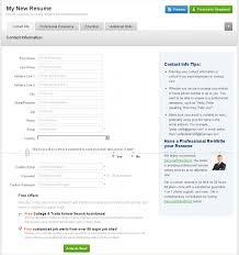 Resume Creator Resumes From Linkedin Australia Free Thomasbosscher