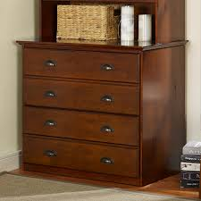 Cherry File Cabinets Crosley Cf6504 Ch Valley Forge Double File Cabinet In Vintage