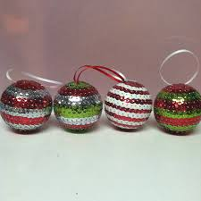 How To Decorate Styrofoam Balls Easy diy Christmas Ornaments I make them with styrofoam balls 83