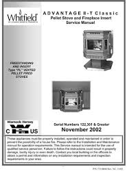 whitfield advantage ii t service manual whitfield advantage ii t owner s manual