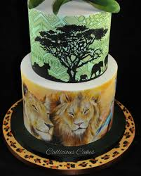 Business Plan South Africa Theme Wedding Cake African Cakecentral