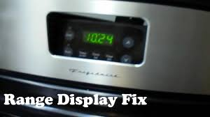 frigidaire oven not working. Unique Working Frigidaire Stove  Range Display Fix Intended Oven Not Working O