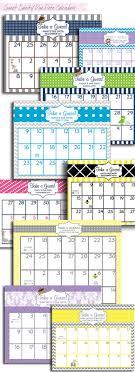 Baby Shower Due Date Calendar Sweet Sanity