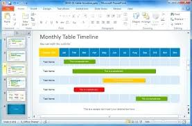 Free Project Timeline Template Timeline Excel Template Free Download And Software Reviews