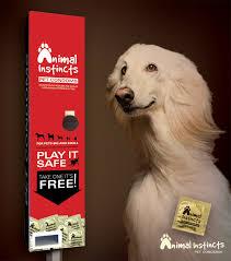Dog Park Vending Machines Classy Lotus Child SF SPCA Pet Condoms