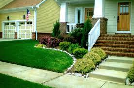 Front House Simple Landscape Design Simple Garden Design Back Garden Ideas Landscape Simple