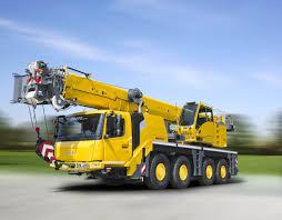 Grove 165 Ton Crane Load Chart Grove Gmk4090 Taxi Crane Designed To Be Road Ready Crane