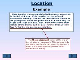 where is the thesis of a paper located where is the thesis statement often found in an essay pen pad