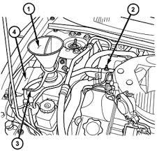 2009 Dodge Caliber Engine Diagram