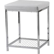metal vanity stool. Wonderful Metal Metal Vanity Stool In S