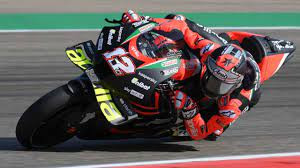 Vinales Is Hitting His Stride With Aprilia In Misano Practice