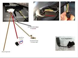 oem kit install back up camera w212 mbworld org forums oem kit install back up camera w212 camera install w212 jpg