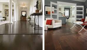 Dark wood floors Kitchen Cabinets Dark Wood Floors Nina Hendrick Flooring 101 Color Choice Carlisle Wide Plank Floors