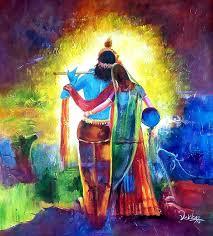 Radha Krishna HD Wallpapers 1080P Art ...