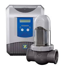 Salt water pool systems Drain Salt Water Chlorinators Tropical Pool Heating Aquapure Ei Series Electronic Salt Water Pool Chlorinator Tropical