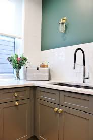 How thick should a kitchen countertop be? Varying Countertop Thickness Andersonville Kitchen And Bath