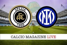 Nelle prossime settimane si delinea il campionato. Spezia Inter 1 1 Cronaca Diretta Live Risultato Finale