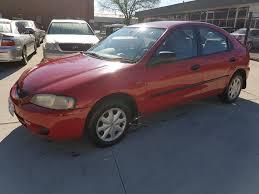 4/1998 Ford Laser GLXi KJIII 5d - Lot 881347 | ALLBIDS