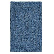 marilyn tweed ocean wave 2 ft x 4 ft braided area rug