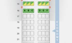 Air Transat 737 800 Seating Chart 62 True Boeing 737 Passenger Seating Chart