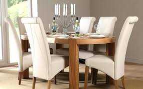 fancy dinner table set dinner table and chair luxury cream dining table set chairs round tables