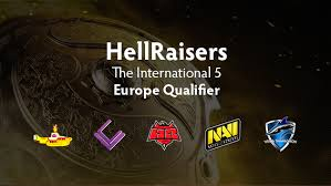 hellraisers dota 2 ti 5 is about to begin hellraisers cs go