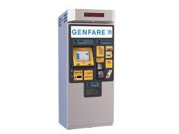 Vendstar Vending Machines Custom Venstar Vending Machines Ticket Vending Machines Genfare
