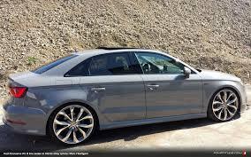 Audi A3 Colour Chart Vwvortex Com Audi Exclusive My2015 Color Options Us