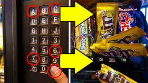 Hack Vending Machine 2017 Best DIY Life Hacks Crafts GET FREE CANDY FROM ANY VENDING MACHINE