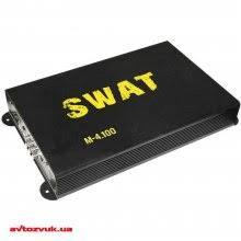 Четырехканальный <b>усилитель Swat M</b>-<b>4.100</b> купить по выгодной ...
