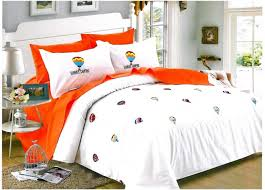 bedroom set in white orange summer camp my5starhome com