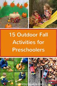 outdoor activities for preschoolers1 for