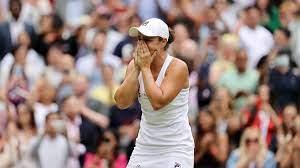 Wimbledon 2021: Ashleigh Barty has a ...
