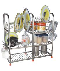 Kitchen Rack Amol Stainless Steel Kitchen Rack Organize Your Kitchen