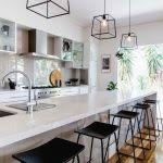 ... Home Accecories:Industrial Pendant Lighting For Kitchen Industrial  Ideas Lighting Within Pendant Lights Houzz Kitchen ...