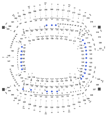 Seattle Sounders Seating Chart With Rows Mls Cup Final Seattle Sounders Fc Vs Toronto Fc Tickets