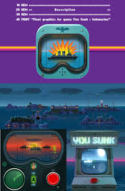 you sunk submarine is an arcade game for smartphones developed by y house studios ug you are captain of a submarine on a secret mission behind enemy
