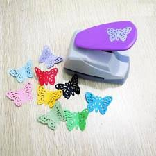 Paper Flower Cutter 4 5cm 3cm Butterfly Punch Flower On Paper Extra Large Paper Cut 3d