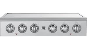 Image Electric Cooktop Controls Reviewed Kenmore Pro 40403 Electric Rangetop Review Reviewed Ovens