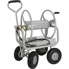 garden hose reel cart. Strongway Garden Hose Reel Cart \u2014 Holds 5/8in. X 400ft.L A