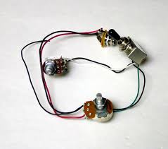2 pickup wiring harness