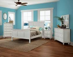 Monaco Blanc Bedroom Collection - All American Furniture - Buy 4 ...