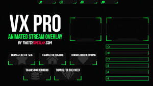 Twitch Stream Design Top Twitch Templates Overlays And Panels For 2019