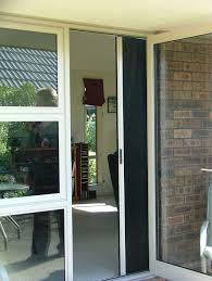 pleated fly screen doors