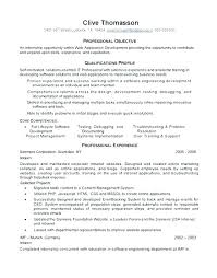 Resume Template Software Mechanical Engineer Resume Template Engineer Template Software