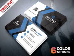 Free Psd Business Card Templates Free Business Cards Templates Psd Bundle Psdfreebies Com