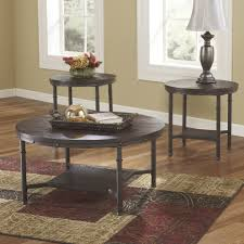 coffee table amazing side set oval black 2 round tables square 20 inside round coffee table