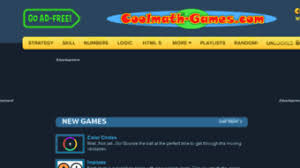 Small Picture Ideas About New Cool Math Games Website Free Math Worksheet For
