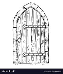 closed door drawing. Closed Door Drawing A
